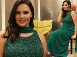 Candice Huffine is first plus-sized model to grace a Pirelli Calendar