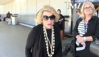 Joan Rivers Defends Israel, Disses Selena Gomez for 'Pray for Gaza' Post